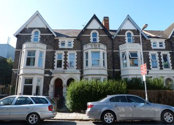 Thumbnail 2 bed flat to rent in Glynrhondda Street, Cathays, Cardiff