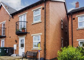 Thumbnail 1 bed town house for sale in St. Martins Close, Swadlincote
