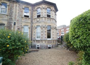 Thumbnail 3 bed flat to rent in Hughenden Road, Clifton, Bristol