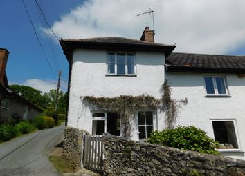 Thumbnail 2 bed cottage to rent in Silver Street, Kilmington, Axminster