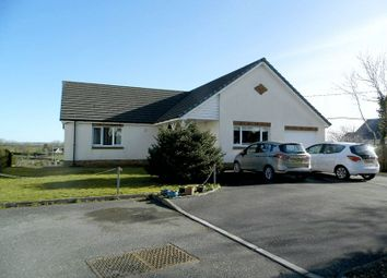 Thumbnail 3 bed detached bungalow for sale in Bryngwyn, Newcastle Emlyn