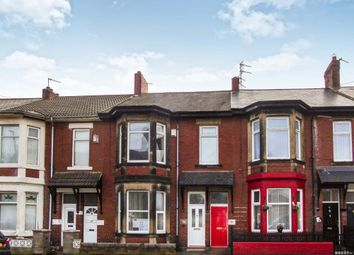 Thumbnail 2 bed flat for sale in St. Johns Terrace, Percy Main, North Shields