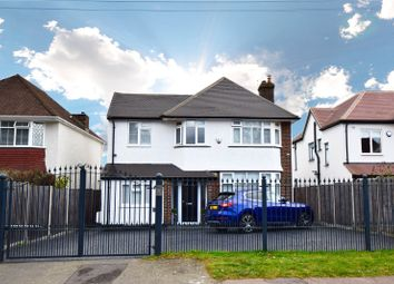 Thumbnail 4 bed detached house for sale in Birchwood Park Avenue, Swanley, Kent