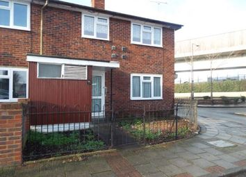Thumbnail 3 bedroom end terrace house for sale in Silvertown, London, England