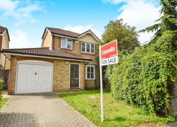 Thumbnail 3 bedroom detached house for sale in Saw Lodge Field, Kingsnorth, Ashford