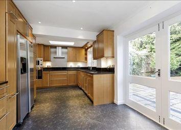 Thumbnail 4 bed detached house to rent in Oxshott Way, Cobham, Surrey