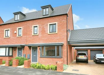 Thumbnail 4 bedroom semi-detached house for sale in Kent Road South, Marina Gardens, Northampton