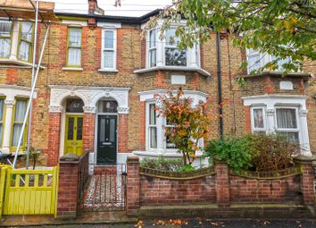 Belgrave Road, London E17. 3 bed terraced house for sale