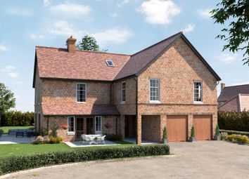 Thumbnail 6 bed detached house for sale in Old Woking Road, Pyrford, Woking
