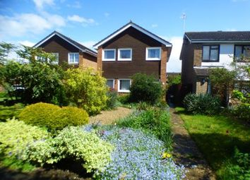Thumbnail 3 bed detached house for sale in Cetus Cresent, Leighton Buzzard, Beds, Bedfordshire