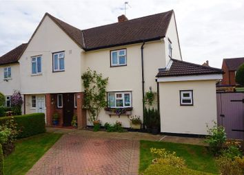 Thumbnail 3 bed semi-detached house for sale in Hansells Mead, Roydon