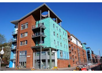 Thumbnail 2 bed flat for sale in New Kingsley Road, Bristol