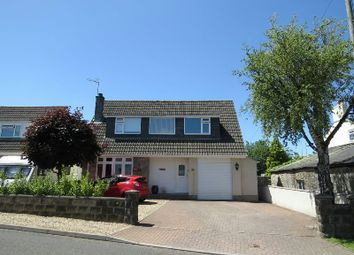 Thumbnail 3 bedroom detached house for sale in Sandford Road, Winscombe