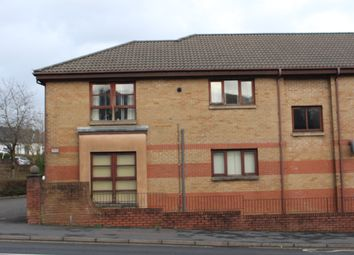 Thumbnail 2 bed flat for sale in Inverkip Road, Greenock