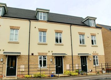 Thumbnail 4 bed terraced house to rent in Summers Hill Drive, Papworth Everard, Cambridge