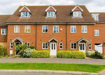 Thumbnail 3 bed terraced house for sale in Monarch Drive, Kemsley, Sittingbourne
