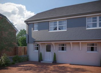 Thumbnail 3 bed semi-detached house for sale in Reserve Now From Plan! Yapton Lane, Walberton