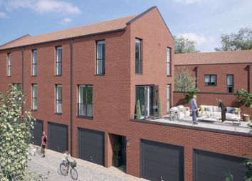 Thumbnail 3 bedroom detached house for sale in Sevier Street, St Werburghs, Bristol