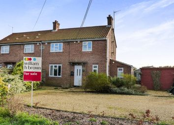 Thumbnail 3 bed semi-detached house for sale in Salts Road, West Walton, Wisbech