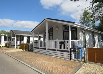 Thumbnail 2 bed mobile/park home for sale in Mapleridge Road, Chipping Sodbury, Bristol