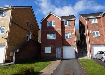 Thumbnail 4 bed detached house for sale in Tagg Wood View, Ramsbottom, Bury