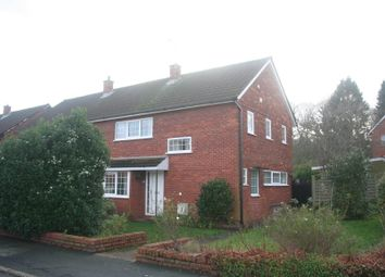 Thumbnail 3 bed semi-detached house to rent in Brackendene, Dartford