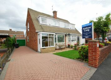 Thumbnail 3 bed semi-detached house for sale in Allendale Drive, South Shields