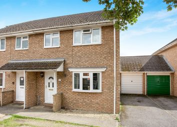 Thumbnail 3 bed semi-detached house for sale in Maple Way, Durrington, Salisbury