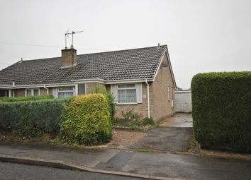 2 bed semi-detached bungalow for sale in Hardwick Drive, Selston, Nottingham NG16