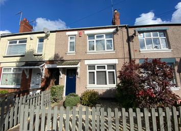 Thumbnail 2 bed terraced house to rent in Harris Road, Coventry, West Midlands