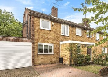 Thumbnail 4 bed semi-detached house for sale in Pymmes Green Road, New Southgate, London