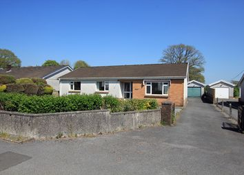 3 bed detached bungalow for sale in Station Road, Nantgaredig, Carmarthen, Carmarthenshire SA32