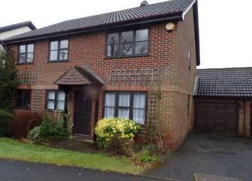 Thumbnail 4 bed detached house to rent in The Farthings, Crowborough