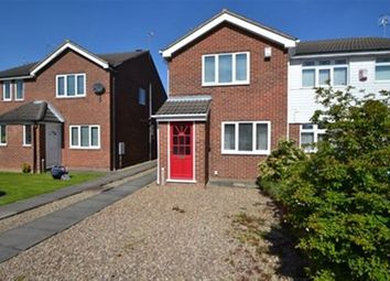 Thumbnail 2 bed semi-detached house to rent in Brook Close, Long Eaton, Nottingham