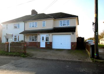 Thumbnail 3 bed semi-detached house for sale in Beazley End, Braintree, Essex