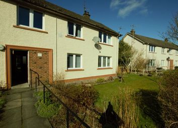 Thumbnail 1 bed flat for sale in Manse Crescent, Stanley, Perth