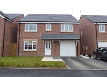 Thumbnail 4 bed detached house to rent in Belfry Close, Ashington