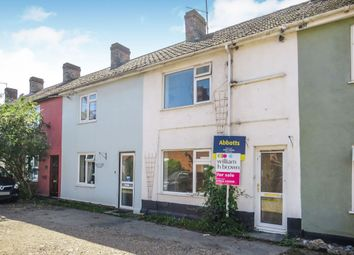 Thumbnail 3 bedroom terraced house for sale in New North Road, Attleborough