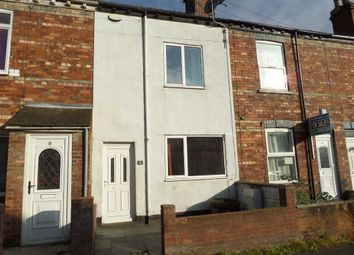 Thumbnail 3 bed terraced house for sale in Burton Street, Gainsborough, Lincolnshire