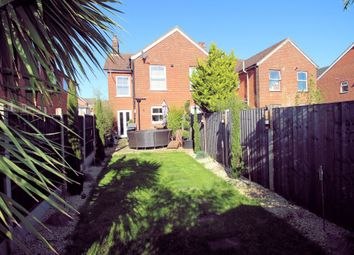 Thumbnail 2 bedroom end terrace house for sale in Bridge Road, Park Gate, Southampton