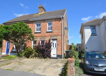 Thumbnail 2 bed semi-detached house for sale in Buckland Road, Parkstone, Poole
