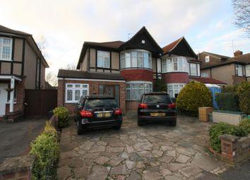 Deane Croft Road, Eastcote, Pinner HA5. 4 bed semi-detached house