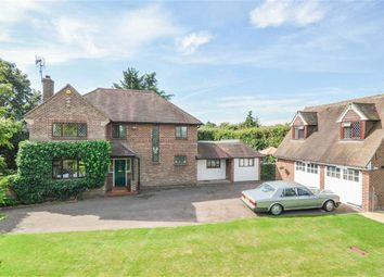 Thumbnail 4 bed detached house for sale in Station Road, Puckeridge, Hertfordshire