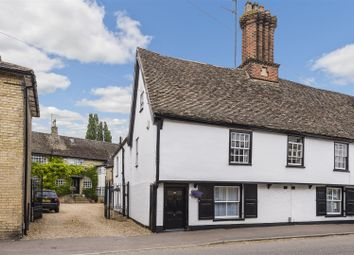 Thumbnail 4 bed semi-detached house for sale in Post Street, Godmanchester, Huntingdon