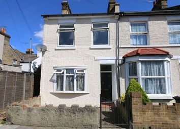 Thumbnail 3 bed end terrace house for sale in Norman Road, Dartford, Kent