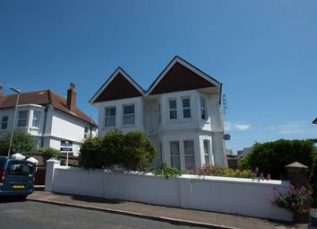 Thumbnail 1 bed flat to rent in Hurst Road, Eastbourne