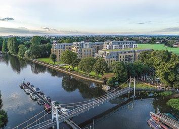 Thumbnail 3 bed flat for sale in Teddington Riverside, Broom Road