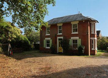 Thumbnail 4 bed detached house to rent in Brook Lane, Sarisbury Green, Southampton