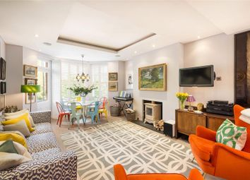 Thumbnail 3 bed flat for sale in Albany Mansions, Albert Bridge Road, London
