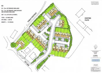 Thumbnail Land for sale in Ivy Lane, Wakefield